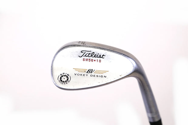 Titleist Vokey Spin Milled Tour Chrome 36in Right-Handed 56 * Stainless Steel
