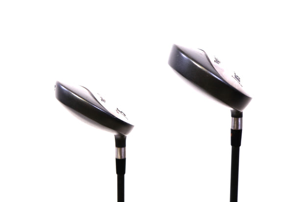 Adams Tight Lies 2, Driver, 5 Wood, Fairway Wood Set RH Graphite Regular Flex
