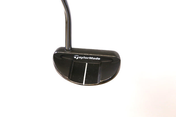 TaylorMade Ghost Tour Black Monte Carlo Putter 33.5 in Right Handed Steel Shaft