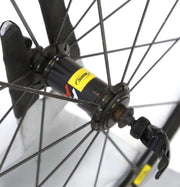 Mavic Aksium Race Wheelset Aluminum Road Bike 11 Speed Campagnolo 2.025 kg