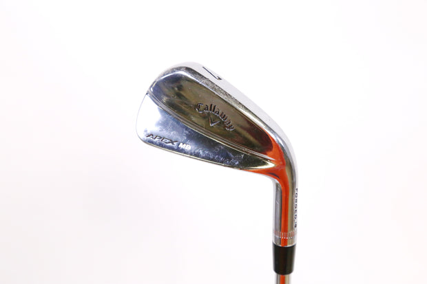 Callaway Apex MB 18 Single 7 Iron 36.5 Inches RH 34 Degrees Project X Stiff