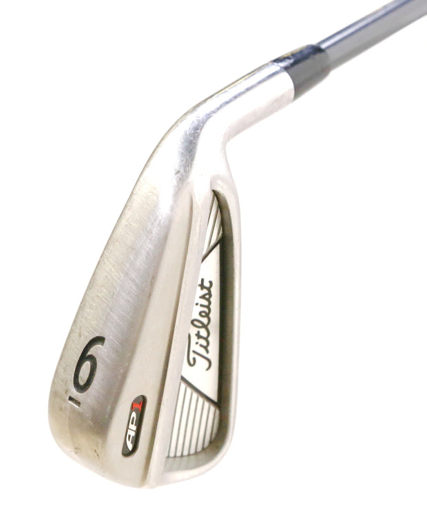 Titleist AP1 Single 6 Iron 38in RH 29 Degree Aldila Graphite Shaft Regular Flex