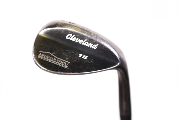 Cleveland CG15 Black Pearl Sand Wedge 35.5 in RH 56 Degree Steel Shaft