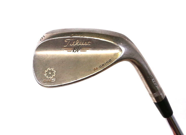Titleist BV SM5 Sand Wedge 35in RH 56 Degree Steel Shaft Wedge Flex