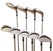 Wilson ProStaff 1, 3, 5, 7 Woods, 6-9 Irons, PW Right Handed Graphite Ladies