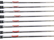 TaylorMade RSi 1 PW, AW, 4-9 Iron Set RH REAX Steel Shaft Stiff Flex