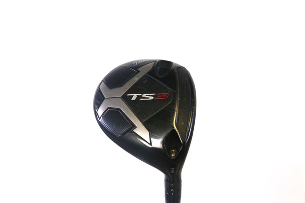 Titleist TS3 3 Wood 43 in RH 15 Degree Project X Even Flow Graphite Stiff