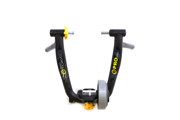 CycleOps Supermagneto Pro Series Indoor Folding Bike Trainer - Magnetic