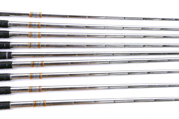 Ping Eye 2 Blue Dot PW, 2-9 Iron Set RH Ping KT Steel Shaft Stiff Flex