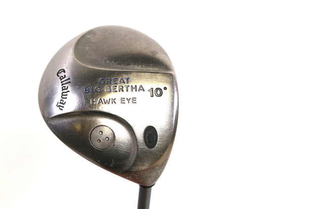 Callaway Great Big Bertha Hawk Eye Driver 45 In RH 10 Degrees Graphite Regular