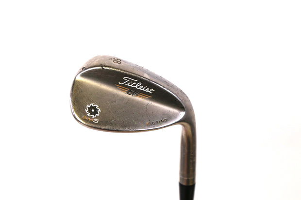 Titleist Vokey SM5 Tour Chrome K Grind Lob Wedge 35 in RH 58 Degree Steel Wedge