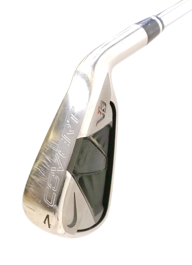 Nike VR-S Covert Single 7 Iron 39.25in RH 31 Degree Dynalite Steel Regular Flex