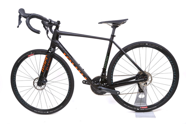 2019 Niner RLT 9 RDO 4 Star Ultegra Carbon Fiber Gravel Bike L / 56cm 11 Speed