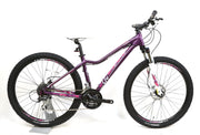 "2015 Liv Tempt 4 WSD Mountain Bike S / 16"" 3 x 8 Speed 27.5"" Wheels"