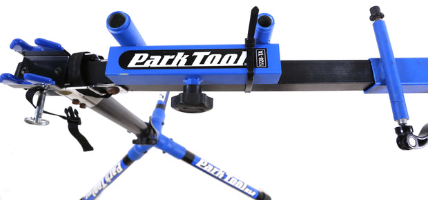 Park Tool PRS-21 Super Lite Team Race Stand Travelling Bike Stand w/ TA Adapter
