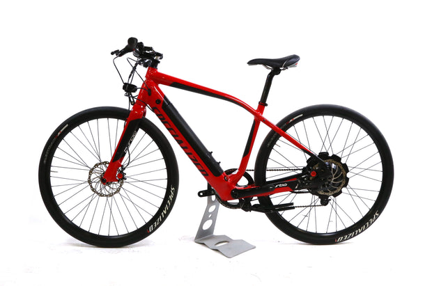 2013 Specialized Turbo S Electric Assist Hybrid Bike 10 Spd SRAM 650B Med. AS-IS