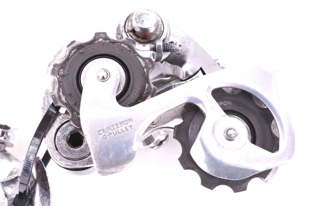 Shimano Dura-Ace 7400 Road Bike 8 Speed Group Set Front/Rear Derailleur Silver