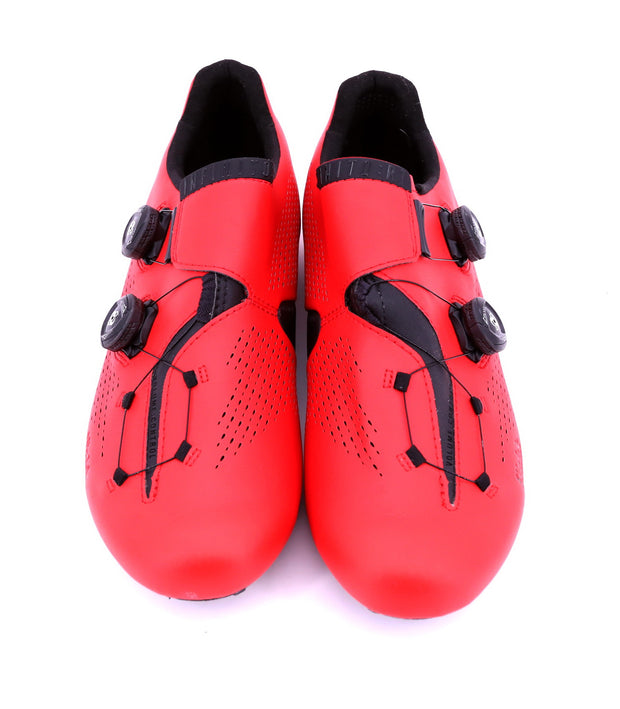Fizik R1 Infinito Road Cycling Shoes Mens Red EU 45.5 / US 11.5