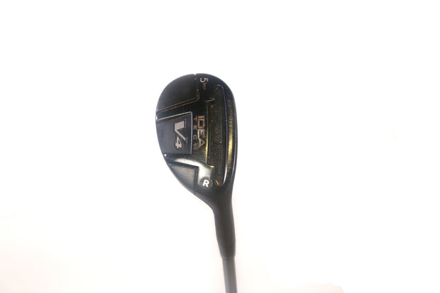 Adams Idea Tech V4 5 Hybrid 39 in RH 27 Degree Bassara Graphite Regular Flex