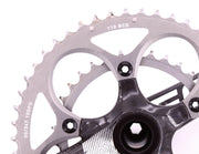 SRAM Force Crankset Carbon Arms 175mm 2 x 10 Speed 50/34T BB30