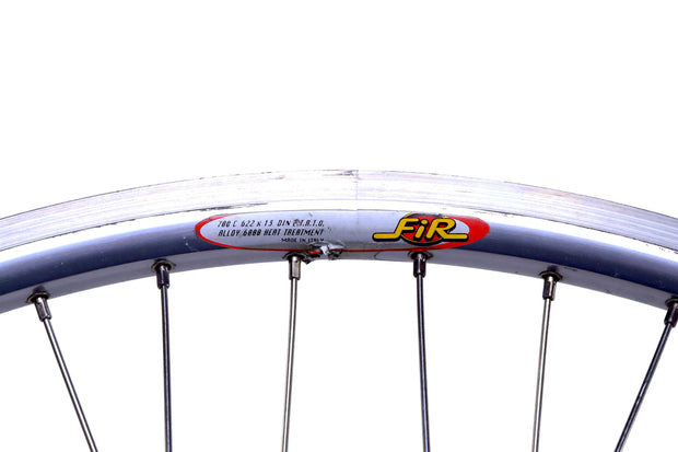 Fir Rims Hadley Hubs 700c Tandem Bike Wheelset 10 Speed Clincher QR