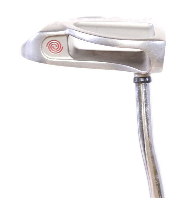 Odyssey White Hot 2 Ball Putter 33in Right Handed White Hot Steel Shaft