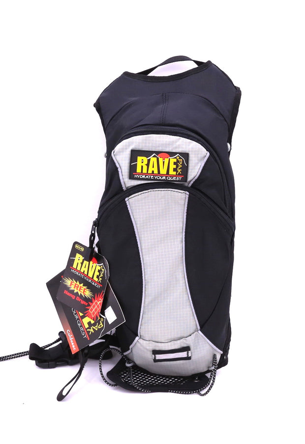 Rave Pak Culdesac 2L Hydration Pack NEW with Tags