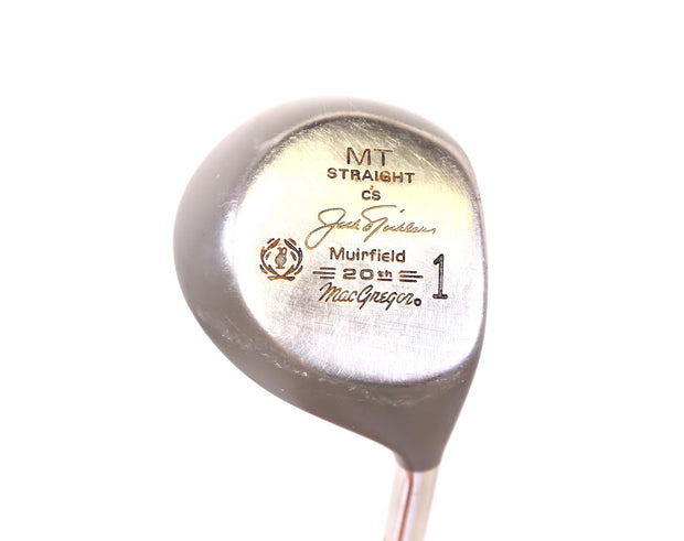 MacGregor Muirfield Jack Nicklaus 20th Driver 44in Right Handed Graphite Shaft