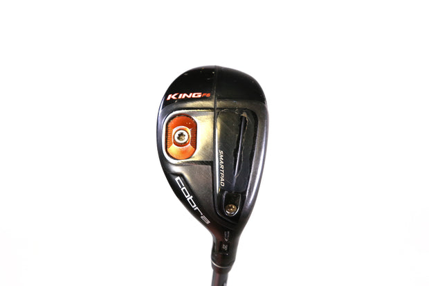 King Cobra F6 4 Hybrid 39.5 in RH 25 Degree Ozik HQ4 RedTie Light Flex Shaft
