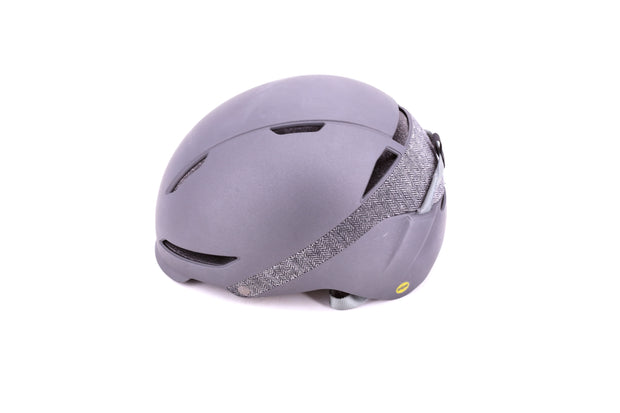 Scott Torus Plus Bike Helmet - Gray - Unisex - Medium 55 - 59cm MIPS NEW
