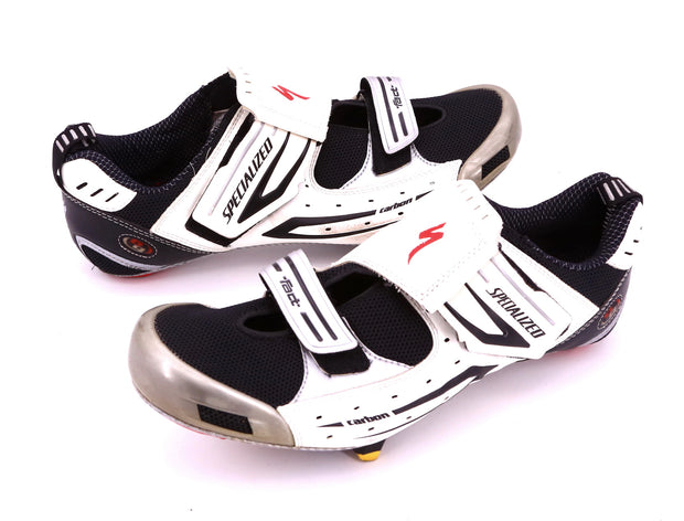 Specialized Trivent FACT Carbon Triathlon Cycling Shoes 46 EU / 13 US SPD SL