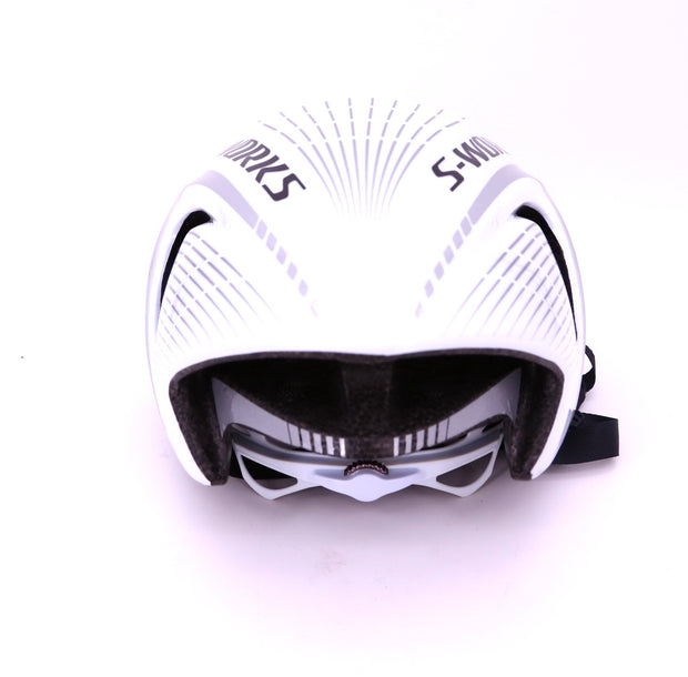 Specialized S-Works Evade Road Cycling Helmet White Small CPSC