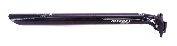Ritchey WCS Link Bicycle Seatpost 30.9 X 400 mm Alloy 20mm Setback Black