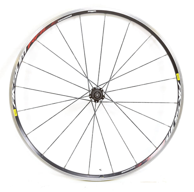 Mavic Aksium Race Rear Wheel Road Bike 700c Clincher QR 10 Speed Campagnolo