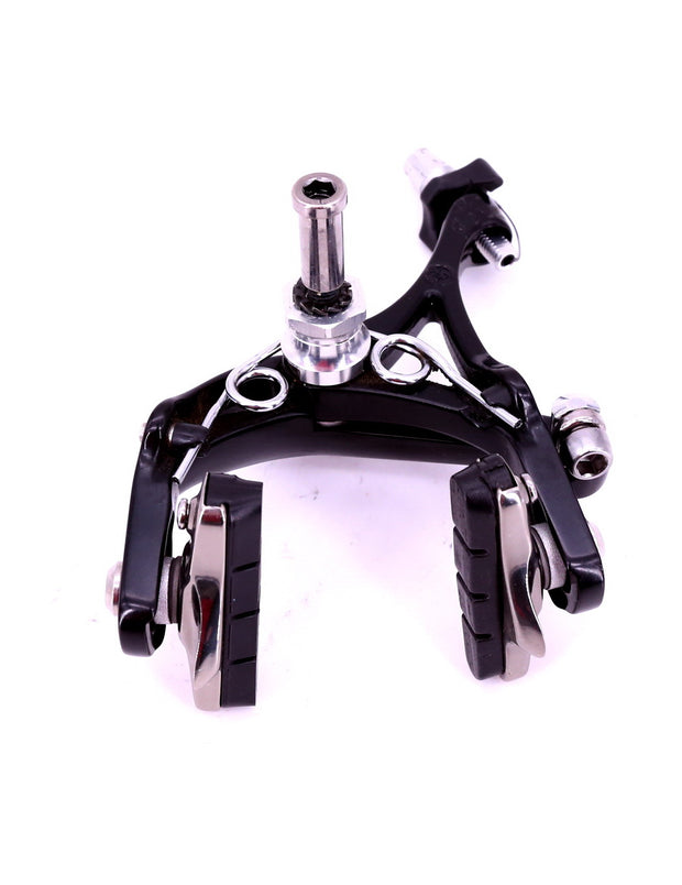Campagnolo Record Skeleton Road Bike Rear Dual Pivot Brake Caliper Black 130 g