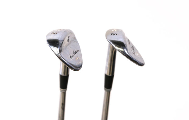 Cleveland 900 FormForged Sand, Lob Wedge Set Right Handed Steel Shafts Wedge