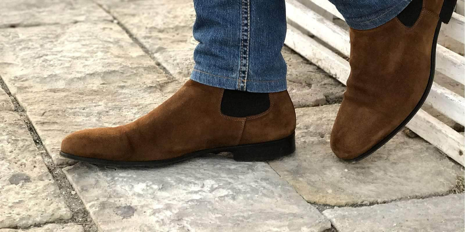 chelsea style boots