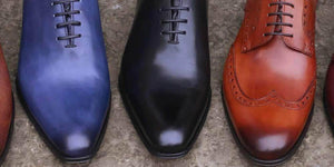 What's the difference between Oxford and Derby shoes?