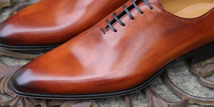 Wholecut Dress Shoes | Definitive Style Guide