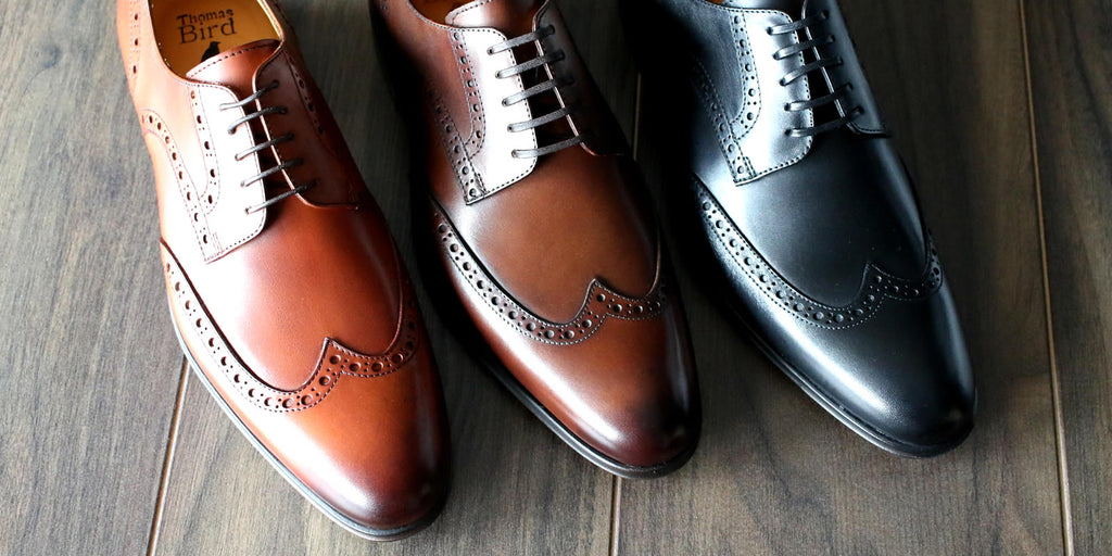 Wingtip Shoes - Relaxed, or Formal and Stylish?