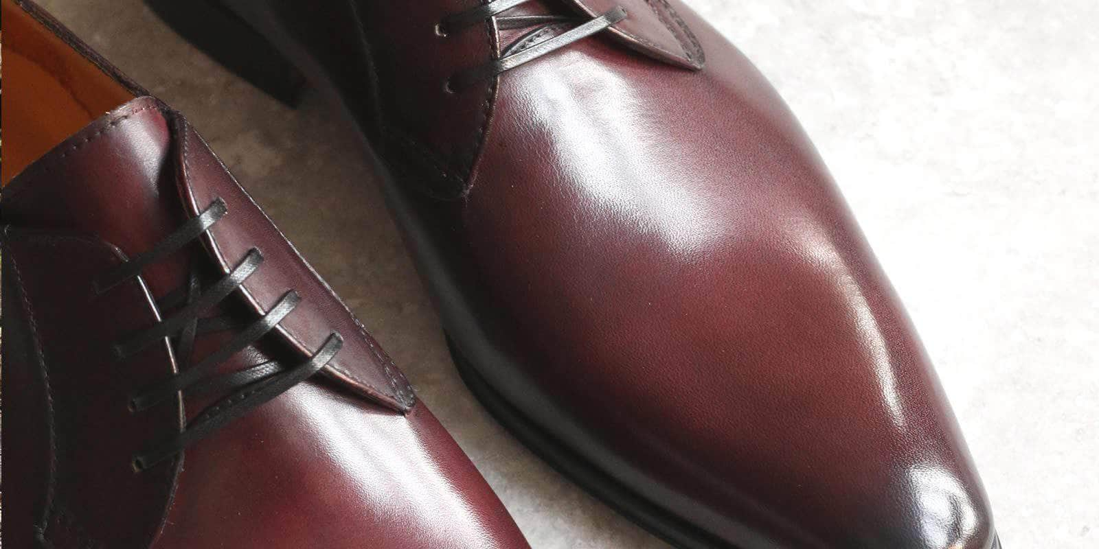 Derby & Blucher Shoes
