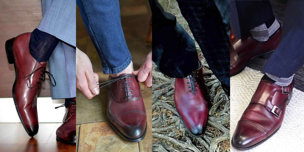 Oxford shoes style guide