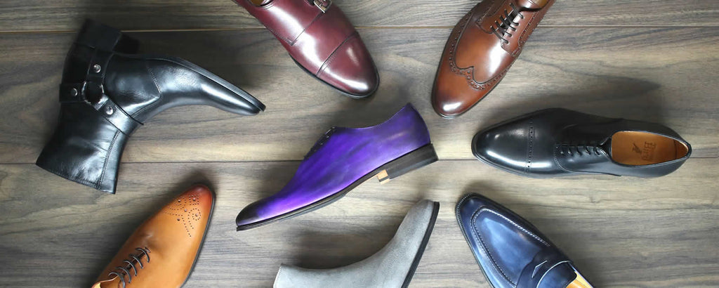 Thomas Bird full Italian shoe and boot collection
