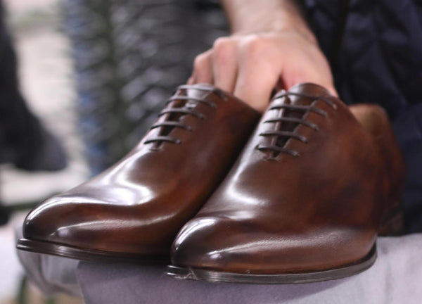 How Thomas Bird Shoes are made