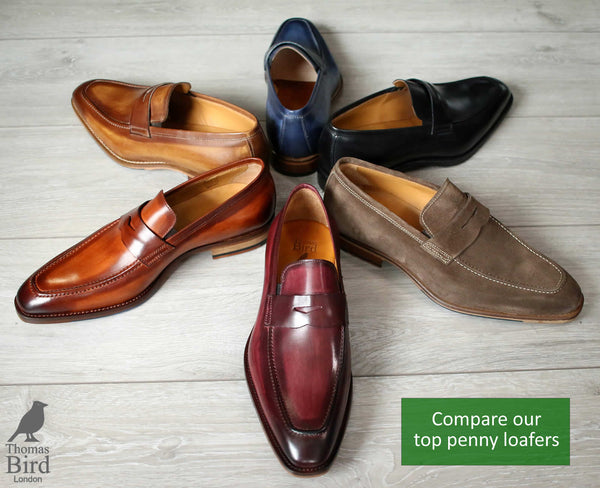 Penny Loafer Collection