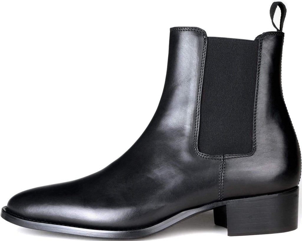 Manhattan Chelsea Boot - Black