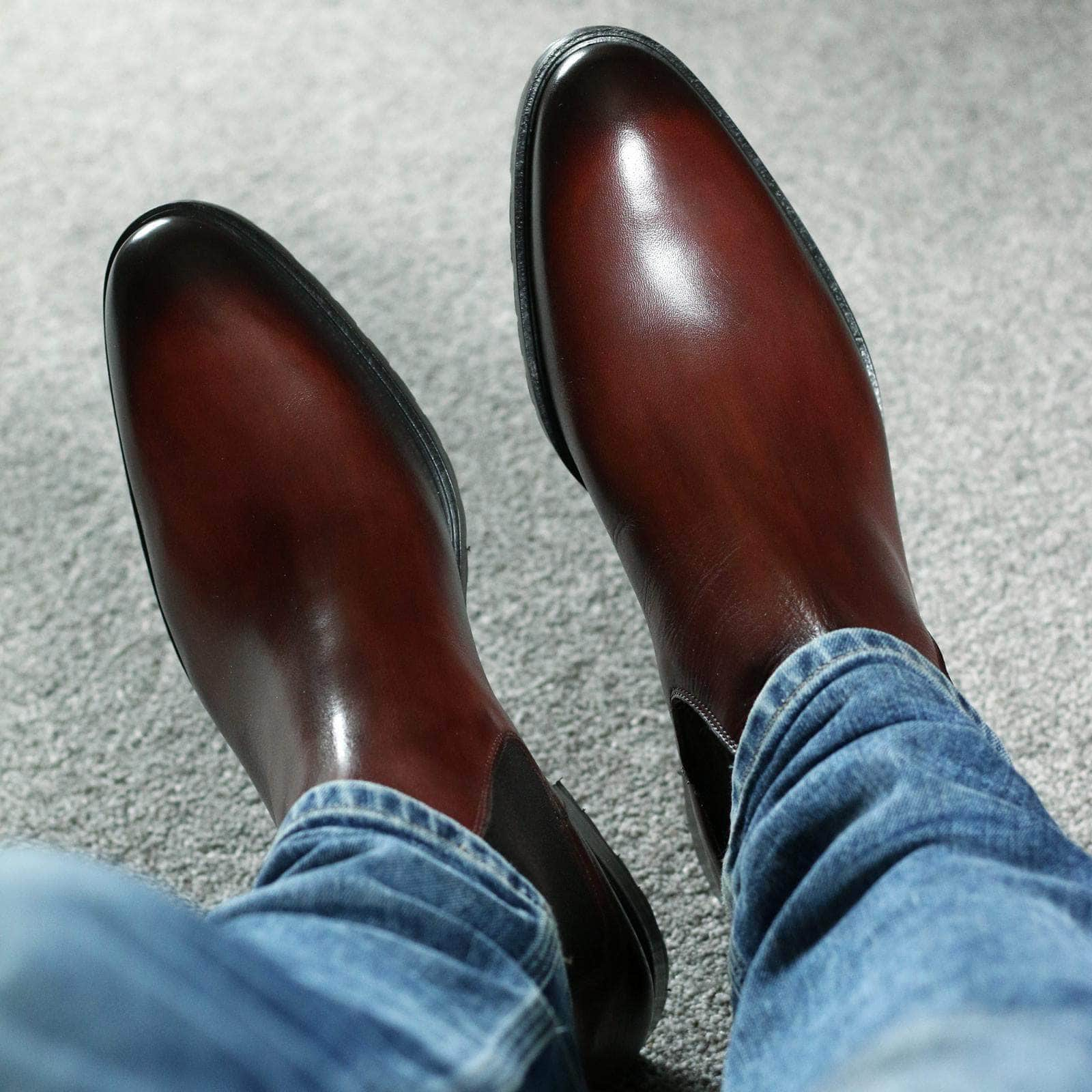Eastwood Chelsea Boot R - Conker Brown