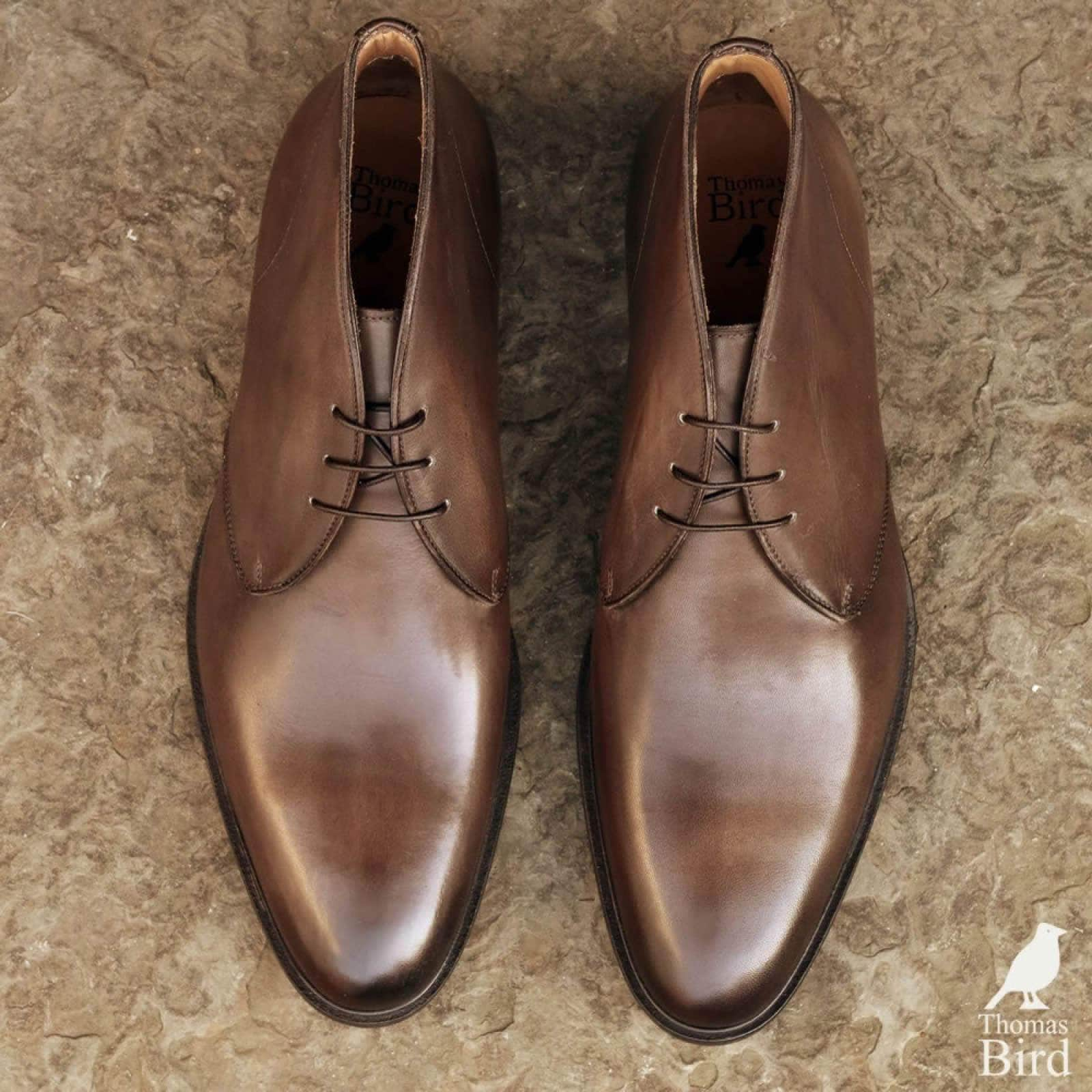 Hamilton Chukka Boot R - Brown