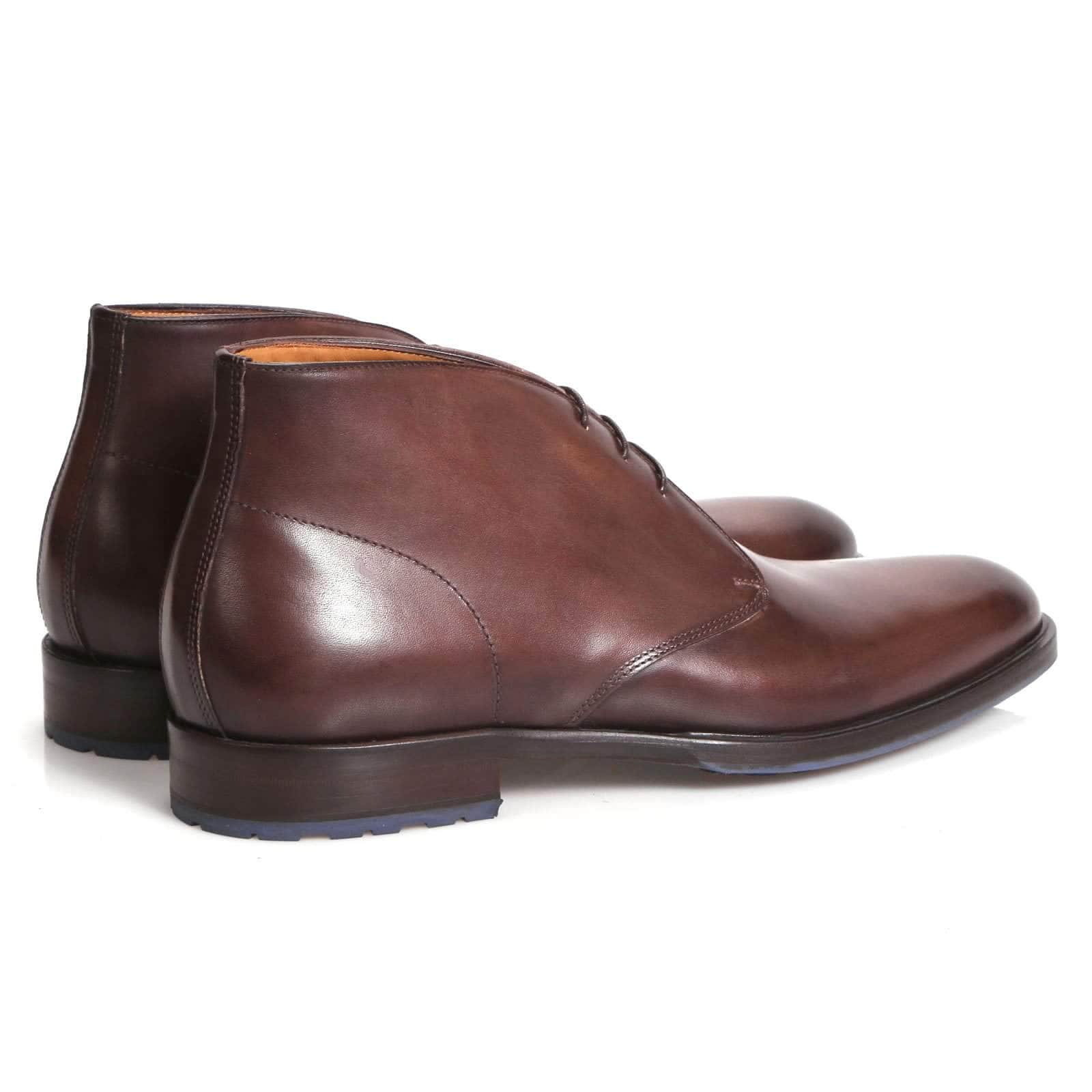 Mens Boots - Hamilton Chukka Boot R - Brown