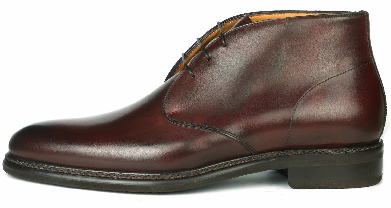 Hamilton Chukka Boot S - Conker Brown